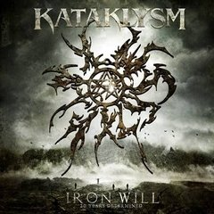 KATAKLYSM - IRON WILL: 20 YEARS DETERMINED (SLIPCASE) (2DVD/2CD)