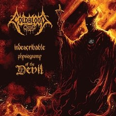 COLDBLOOD - INDESCRIBABLE PHYSIOGNOMY OF THE DEVIL (DIGIPAK)