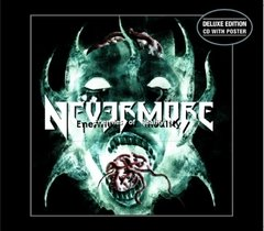 NEVERMORE - ENEMIES OF REALITY (SLIPCASE C/ PÔSTER)