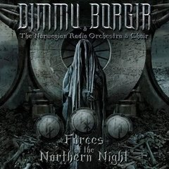 DIMMU BORGIR - FORCES OF THE NORTHERN NIGHT (2 CD)