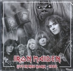 IRON MAIDEN - LIVE IN NEW YORK 1982 (IMP/ARG)