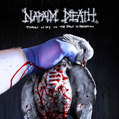 NAPALM DEATH - THROES OF JOY IN THE JAWS OF DEFEATISM (SLIPCASE)