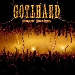 GOTTHARD - HOMEGROWN - ALIVE IN LUGANO (CD/DVD)