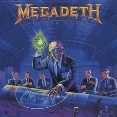 MEGADETH - RUST IN PEACE (IMP/ARG)