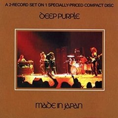 DEEP PURPLE - MADE IN JAPAN [IMPORT]