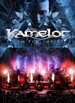 KAMELOT - I AM THE EMPIRE - LIVE FROM THE 013 (2CDS/DVD)(DIGIPAK)