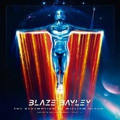 BLAZE BAYLEY - THE REDEMPTION OF WILLIAN BLACK (INFINITE ENTANGLEMENT PART. III)