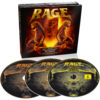 RAGE - THE SOUNDCHASER ARCHIVES - 30TH ANNIVERSARY (2CDS/1DVD)(DIGIPAK) (IMP/EU)