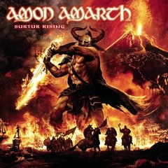 AMON AMARTH - SURTUR RISING (CD/DVD)