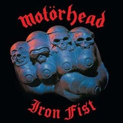 MOTORHEAD - IRON FIST (DELUXE EDITION) (2CD/DIGIPAK) (IMP/EU)
