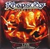 RHAPSODY - LIVE FROM CHAOS TO ETERNITY [2 CD]