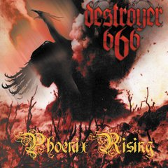 DESTROYER 666 - PHOENIX RISING (IMP/CL)