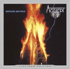 ACCEPT -  RESTLESS AND WILD (PLATINUM EDITION) (SLIPCASE)