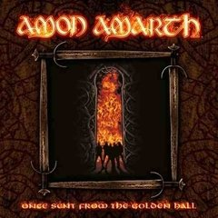 AMON AMARTH - ONCE SENT FROM THE GOLDEN HALL (2CD)