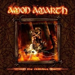 AMON AMARTH - THE CRUSHER (2CD)