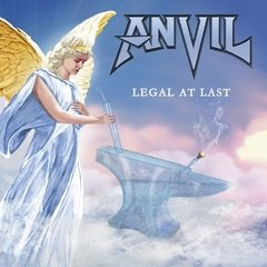 ANVIL - LEGAL AT LAST (DIGIPAK)