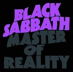 BLACK SABBATH - MASTER OF REALITY (JEWEL CASE)