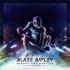 BLAZE BAYLEY - ENDURE AND SURVIVE (ARG)