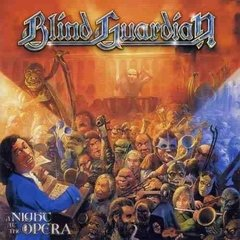 BLIND GUARDIAN - A NIGHT AT THE OPERA (RELANÇAMENTO 2017)