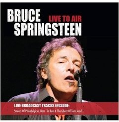 BRUCE SPRINGSTEEN - LIVE TO AIR (DUPLO DIGIPAK)