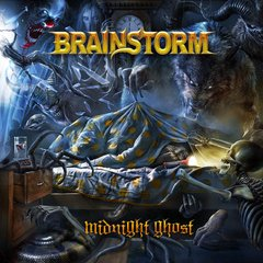 BRAINSTORM - MIDNIGHT GHOSTS (SLIPCASE C/ PÔSTER)