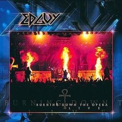EDGUY - BURNING DOWN THE OPERA LIVE (2CD)