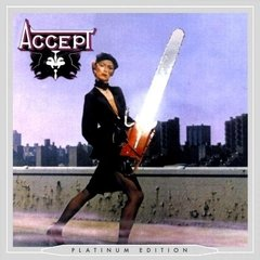 ACCEPT - ACCEPT (PLATINUM EDITION) (SLIPCASE)