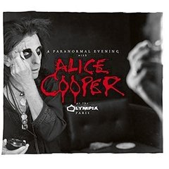 ALICE COOPER - A PARANORMAL EVENING AT THE OLYMPIA PARIS (2CDS)(DIGIPAK)