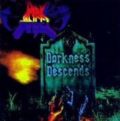 DARK ANGEL - DARKNESS DESCENDS (IMP/CL)