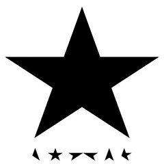 DAVID BOWIE - BLACKSTAR (CD DIGIPAK)