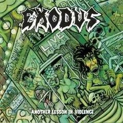 EXODUS - ANOTHER LESSON IN VIOLENCE (SLIPCASE)