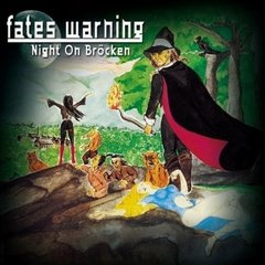 FATES WARNING - NIGHT ON BROCKEN