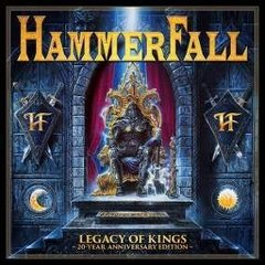 HAMMERFALL - LEGACY OF KINGS (DVD/2CDS)