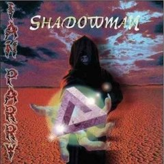 IAN PARRY - SHADOWMAN