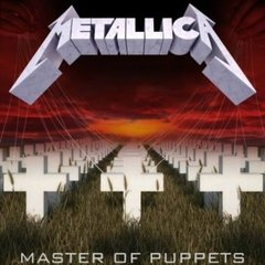 METALLICA - MASTER OF PUPPETS (PAPER SLEEVE)(REMASTERED)