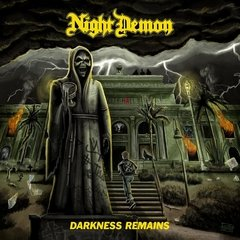 NIGHT DEMON - DARKNESS REMAINS (DIGIPAK)
