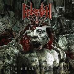 REBAELLIUN - THE HELLS DECREES (DIGIPAK)