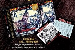CLOVEN HOOF - FIGHTING BACK (DELUXE EDITION)(SLIPCASE)