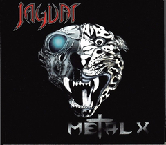JAGUAR - METAL X/ RUN RAGGED (2CD)