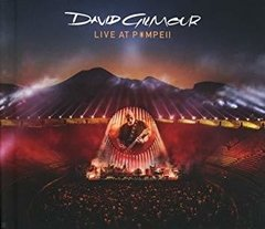 DAVID GILMOUR - LIVE AT POMPEII (2 CD's) (DIGIPAK)