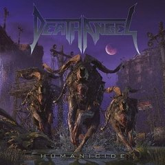 DEATH ANGEL - HUMANICIDE (DIGIPAK)