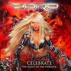 DORO - CELEBRATE - THE NIGHT OF THE WARLOCK (IMP/EU)