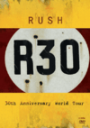 RUSH - R30 (DVD DIGIPAK DUPLO )