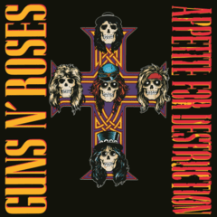 GUNS N ROSES - APPETITE FOR DESTRUCTION (LOCKED N' LOADED EDITION)(PAPER SLEEVE) (2CD)