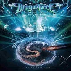 DRAGONFORCE - IN THE LINE OF FIRE (CD/DVD)