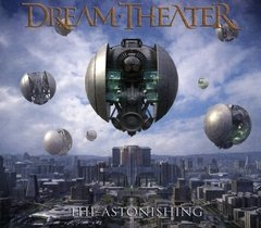 DREAM THEATER - THE ASTONISHING (2 CD DIGIPAK)