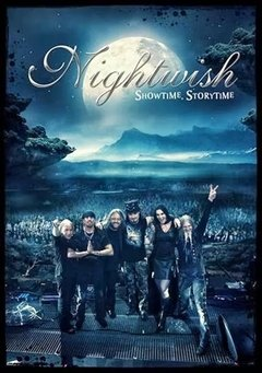 NIGHTWISH - SHOWTIME STORYTIME (DVD DUPLO C/ LEGENDA)