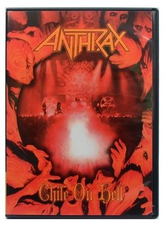ANTHRAX - CHILE ON HELL (DVD )