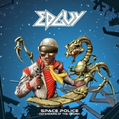 EDGUY - SPACE POLICE (2 CD)