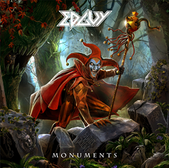 EDGUY - MONUMENTS (2CD/DVD)(DIGIBOOK)